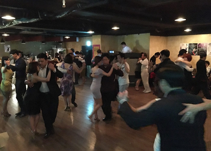 사교 춤 댄스 동영상 파티 모임 배우기